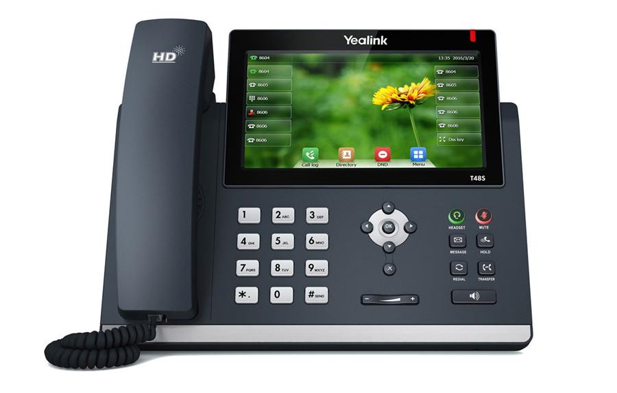 yealink phone SIP T48S