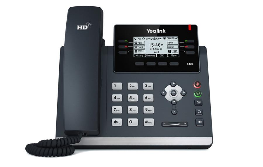 yealink phone SIP SIP T42S IP