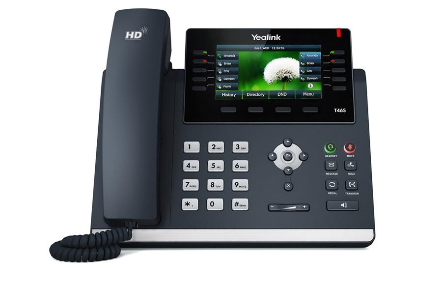 yealink phone SIP T46S IP